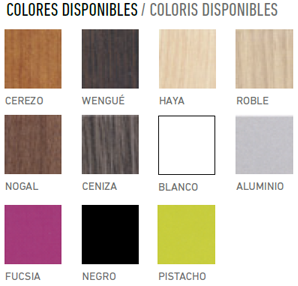Canape New Alan Patas Colores